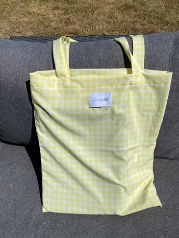 Designby Si tote bag - Yellow