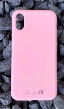 iPhone cover pink