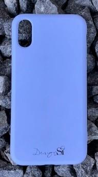 iPhone cover blue