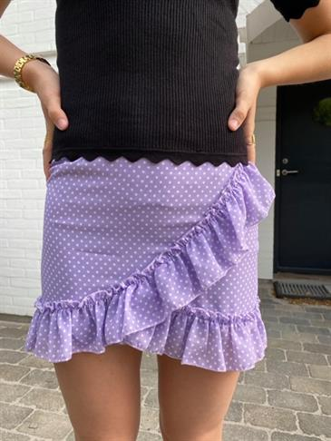 Elly skirt - Purple
