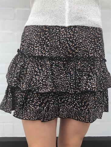 Sadie skirt black