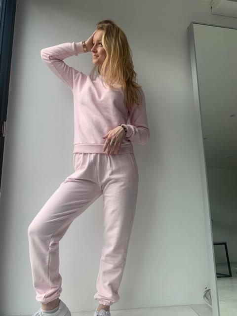Kylie sweatpants - Pink