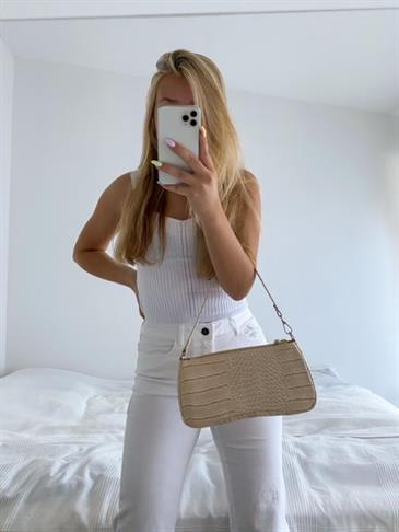 Milano bag beige
