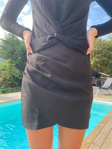Amalie skirt - black